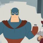 Captain Awesome – Nem um super-herói pode escapar do chamado da natureza