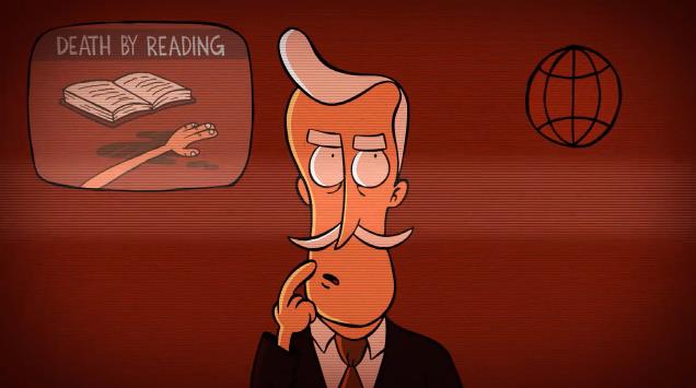Reading Kills