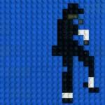Lego Dance – Michael Jackson dançando em uma animação com Lego