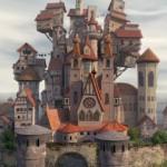 A Tale of Momentum & Inertia – Um gigante de pedra tenta evitar a destruição de uma cidade