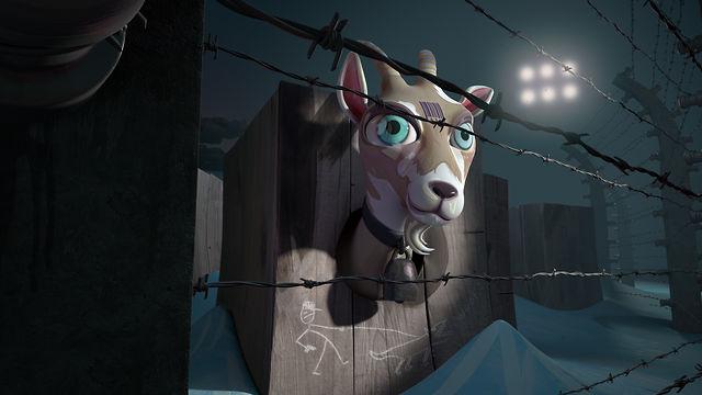 I, Pet Goat II